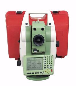 Leica Tcrp1203 3 R300 Motorized Total Station