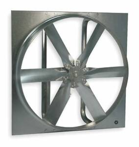 Dayton 24 Standard Duty Exhaust Fan With Motor And Drive Package 3 Phase