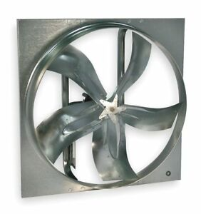Dayton 24 Medium Duty Exhaust Fan With Motor And Drive Package 1 Phase