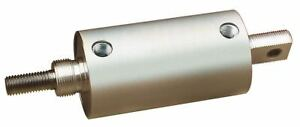 Speedaire 3 Bore Dia With 10 Stroke Anodized Aluminum Basic Mounted Air