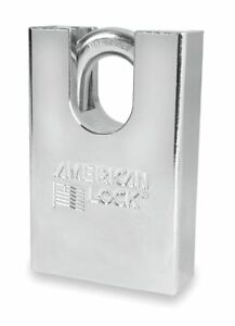 American Lock Keyed Padlock Different 2 1 2 w A748