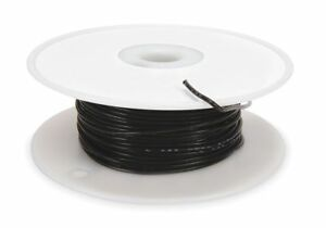 Tempco 16 Awg Ptfe High Temperature Lead Wire Silver Plated Copper 300vac