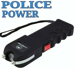 Vipertek 550 Billion Volt Rechargeable Stun Gun Self Defense Fast Shipping