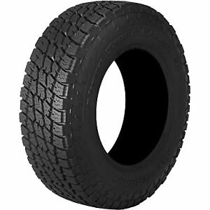 Nitto Mud Grappler Extreme Terrain Tire 33 X 12 50 20 Blackwall 200680