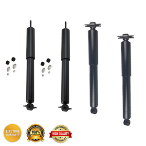 O 4x Front Reart Shocks And Struts For 1994 2001 Jeep Cherokee
