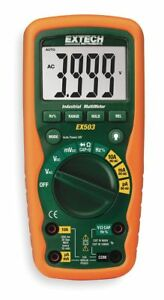 Extech Extech r Ex503 Full Size General Features Digital Multimeter No Temp