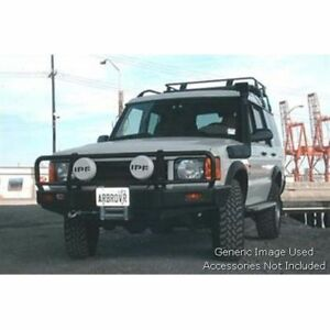 Arb 3432060 Deluxe Bull Bar Fits 1999 2002 Land Rover Discovery Ii With Airbags