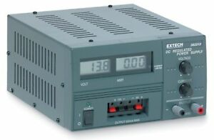 Extech Digital Power Supply Programmable 200w 382280