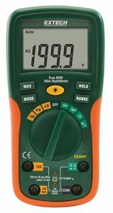 Extech Extech r Ex205t Compact Basic Features Digital Multimeter No Temp