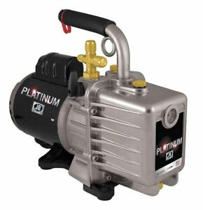 Jb Industries Refrig Evacuation Pump 3 0 Cfm 6 Ft Dv 85n