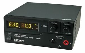 Extech Switching Power Supply 600w Dcp60