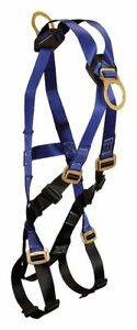 Condor Xl 2xl Tower Climbing Full Body Harness 5000 Lb Tensile Strength 425
