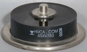Hvca High Voltage Components 45xv783 2kv 16a High Voltage Rectifier diode