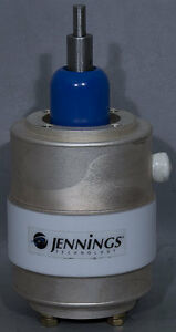 Jennings Technology Cvdd 60 0020 9 60 Pf 20 Kv Vacuum Variable Capacitor
