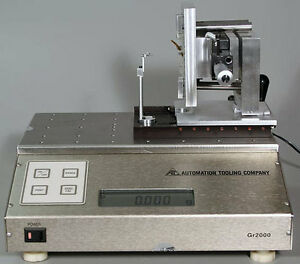 Automation Tooling Atc Gr2000 Force tension Tester