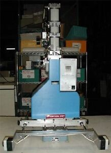 Du Pont dupont Metral Mt 110 Multiple Hot Riveting Machine