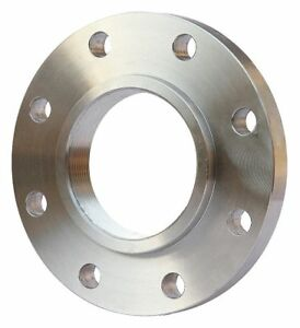 304 Stainless Steel Flange Fnpt 6 Pipe Size 4wpv6