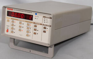 Keithley 6512 Five function Programmable Electrometer 4 1 2 Digit Meter