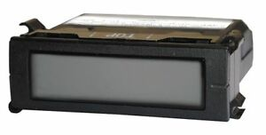 Digital Panel Meter Dc Voltage 0 200vdc 12g509