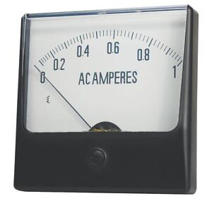 Analog Panel Meter Dc Current 0 10 Dc A 12g417