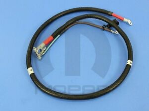 Mopar 56000977ad Battery Cable positive Right