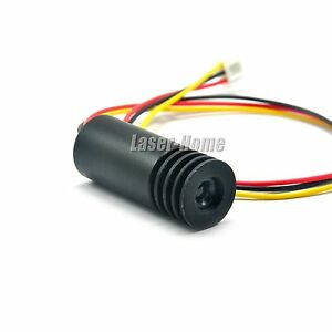 808nm 200mw Ir Infrared Focus Dot Laser Diode Module 5v 18x45mm W ttl 0 15khz