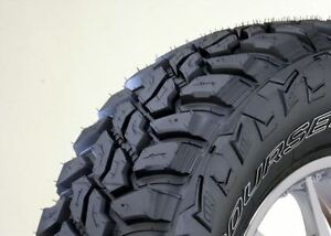 4 New 32x11 50r15lt Mastercraft By Cooper Courser Mxt Mud Terrain 113q Tire