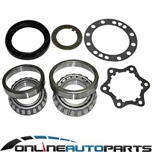 Front Wheel Bearing Kit Suits Nissan Patrol Mq Mk 11 1979 11 1997