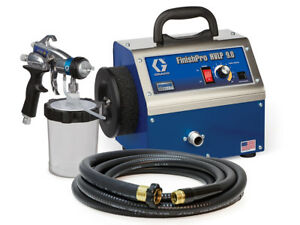 Graco Hvlp 9 0 Standard Series 4 Stage Exclusive Turboforce Technology 17n264