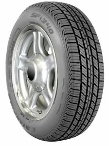 4 New P235 75r15 Starfire Sf340 105s Bw Tires