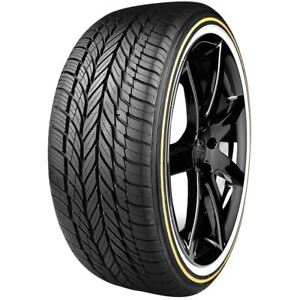 New 245 40r20 Vogue Custom Built Radial Viii G W 99v Gws Tire
