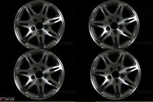 Acura 3 2tl Tl 16 1999 2000 2001 2002 Factory Oem Rim Wheel Set Of 4
