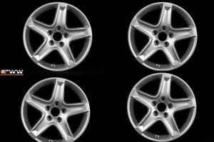 Acura Tl 17 2004 2005 2006 04 05 06 Factory Oem Wheel Rim Set Of 4