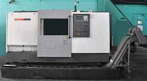 Hwacheon Cutex 240a Multi axis Control Cnc Turning Center