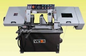 Victor 10 Variable Speed Automatic Horizontal Band Saw new