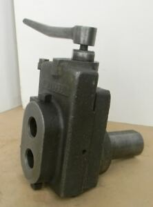 Chicago Midland 515 Quick Acting Slide Tool For 3 And 4 Turret Lathes