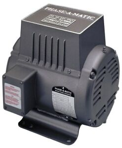 Phase a matic R 3 Rotary Phase Converter 3 Hp New