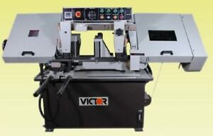 Victor 15 Automatic Horizontal Variable Speed Band Saw New auto 15hsv