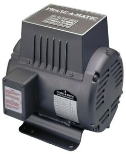Phase a matic R 7 Rotary Phase Converter 7 5 Hp New