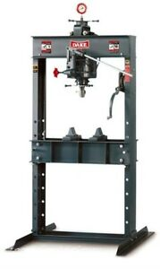 Dake 150 Ton Hand Operated Hydraulic H frame Press Brand New