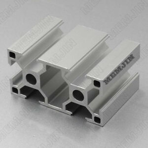 3060l 30x60mm T slot Aluminum Extrusion 30 Series Length 100 200 300 400 500mm