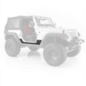 Smittybilt 76886 Xrc Armor Body Cladding For 2007 2015 Jeep Jk Wrangler 2 Door