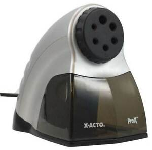Prox Electric Sharpener In Black And Silver id 3617274