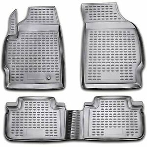 Westin Floor Mats Front New Black For Ford Escape 2008 2012 74 12 41005