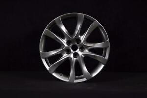 Mazda 6 19 2014 2015 2016 Hyper Silver Factory Oem Wheel Rim Set Of 4