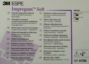 Impregum Soft Handmix Double Pack Impression Material