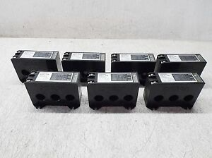 Omron Set 3a Current Converter lot Of 7