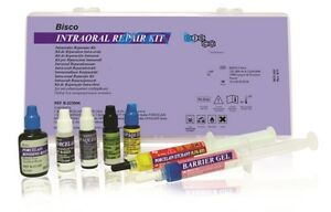 Dental Bisco Intraoral Repair Kit Ref B 22300k