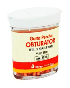 Dental Saeshin Gutta Percha Obturator Bar Standard Type 100pcs