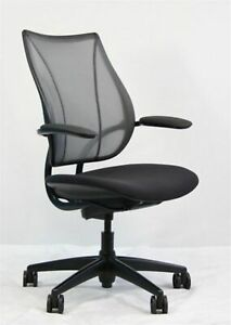 Freedom Chair Armless By Humanscale refurbished